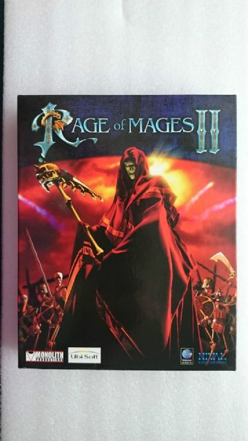 Rage of Mages 2  PC Big Box Edition